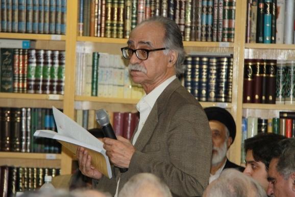 دکتر محمود عابدی