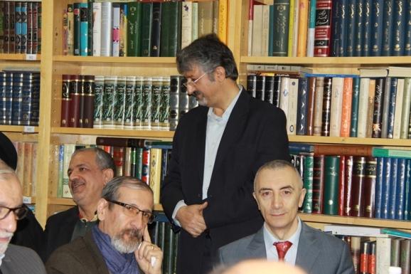 مهمت تاشکین، دکتر اکبر ایرانی، عمادالدین شیخالحکمایی، احمد مسجدجامعی