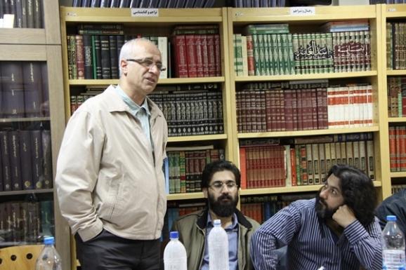 علی میرانصاری - پژوهشگر