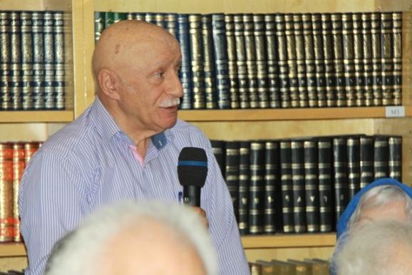 دکتر محمد باقری