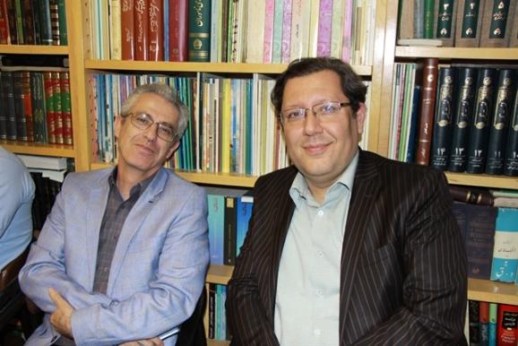 دکتر هومن یوسفدهی، مجید عبد امین