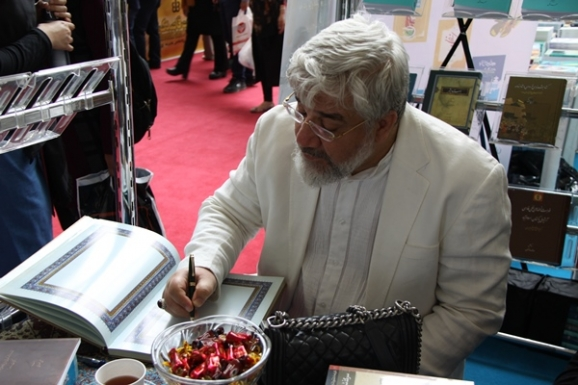 سید سلمان صفوی - مولویشناس و نویسنده