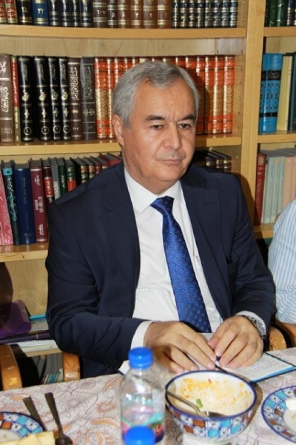 نظامالدین زاهدی (سفیر جمهوری تاجیکستان در ایران)