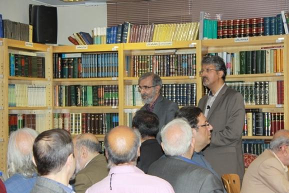 دکتر اکبر ایرانی، دکتر سیدعلی موسوی گرمارودی