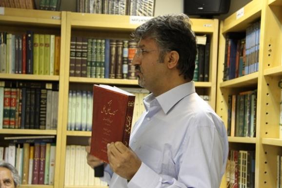 رونمایی از ترجمۀ کتاب الملل و النحل تألیف محمد بن عبدالکریم شهرستانی