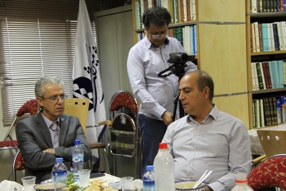 دکتر سعید فیروزآبادی (استاد زبان آلمانی دانشگاه آزاد)، مجید عبدامین