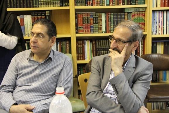 عمادالدین شیخالحکمایی، محمد باهر