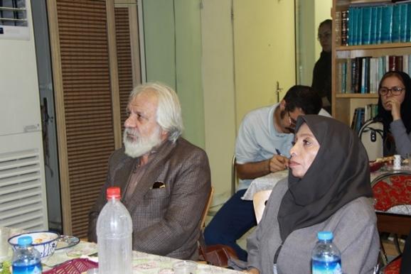 دکتر حمیده چوبک، دکتر محمدابراهیم ذاکر