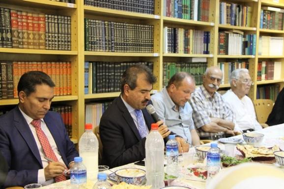 دکتر یوسف ثبوتی، حسن ادیبزاده، عبدالغفور لیوال، جمال انصاری