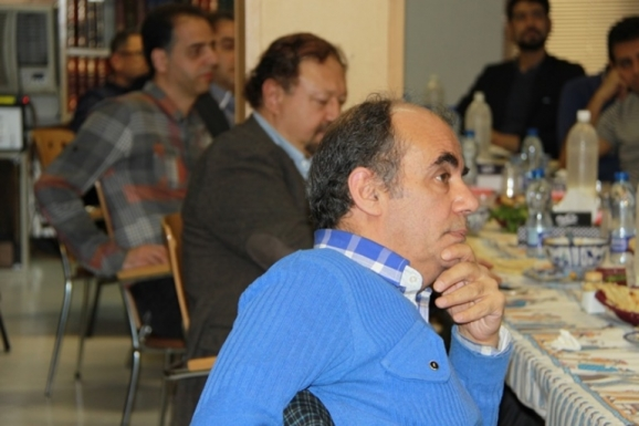 محسن ذاکرالحسینی - پژوهشگر و مصحح