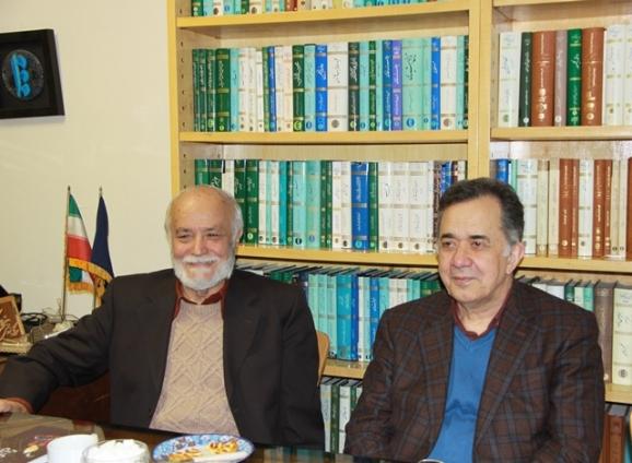 دکتر محمدرضا قلیچخانی، دکتر مجدالدین کیوانی