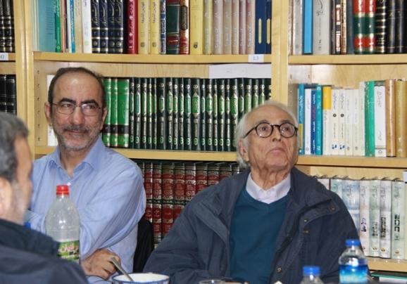 دکتر ضیاء موحد، علیاصغر محمدخانی