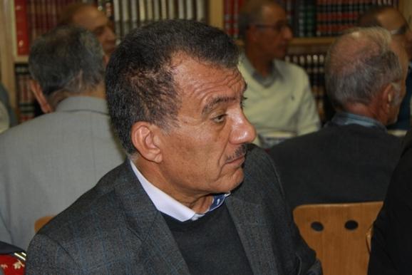 دکتر باقرعلی عادلفر (رئیس دانشکدۀ ادبیات دانشگاه بینالمللی امام خمینی قزوین)