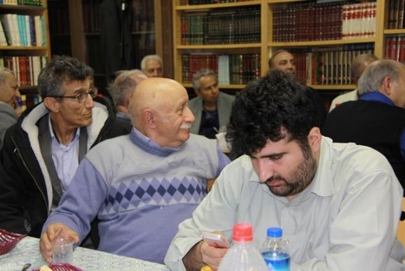 دکتر محمد باقری، دکتر محمدباقر وثوقی