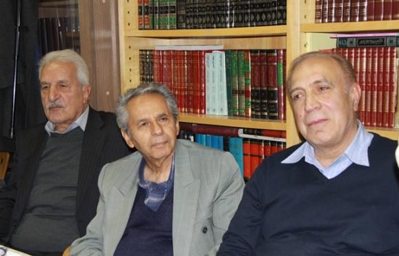 امیر اکباتانی، دکتر عبدالحسین بصیره، احمد اشرفیزاده
