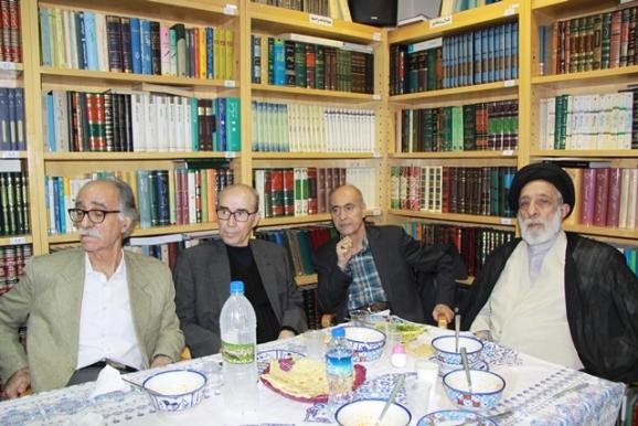 حجتالاسلام سیدهادی خامنهای، محمدحسین ساکت، دکتر علیاشرف صادقی، دکتر محمود عابدی