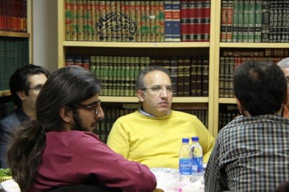بیست و دومین دیدار دوستانه مرکز پژوهشی میراث مکتوب