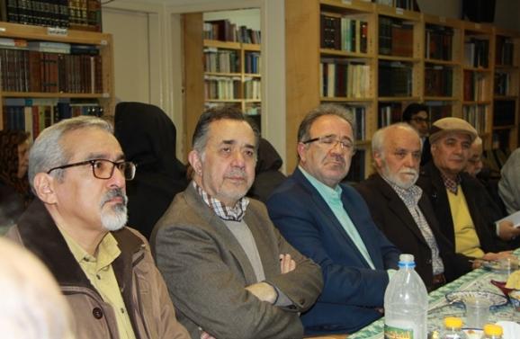 بهنام وادانی، دکتر مجدالدین کیوانی، دکتر عباسیان، دکتر محمدرضا قلیچخانی، آقای ملکزاد