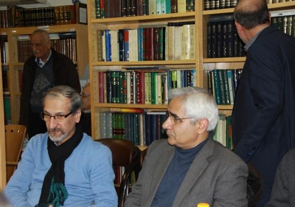 منصور صفتگل، عمادالدین شیخ الحکمایی