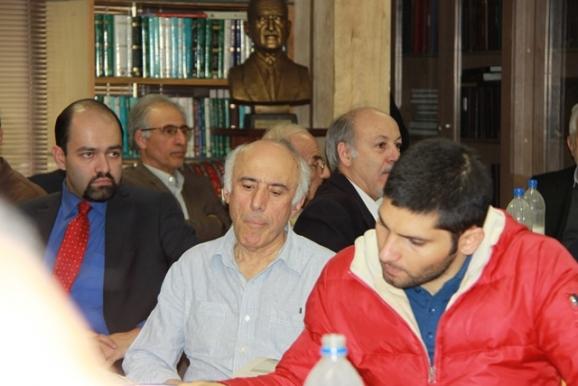 شهرام یاری، دکتر محمدرضا توکلی صابری، دکتر الوند بهاری
