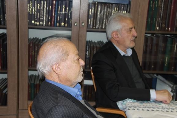 احمد اشرفیزاده، دکتر حسن امینلو