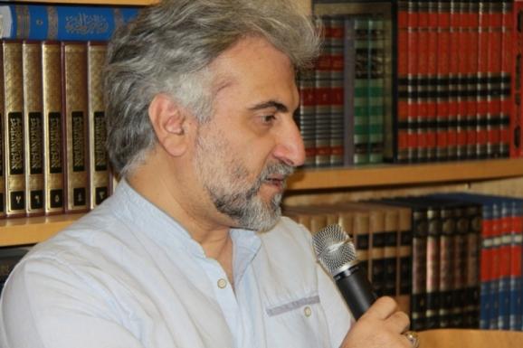 بهمن پناهی -  خوشنویس و موسیقیدان