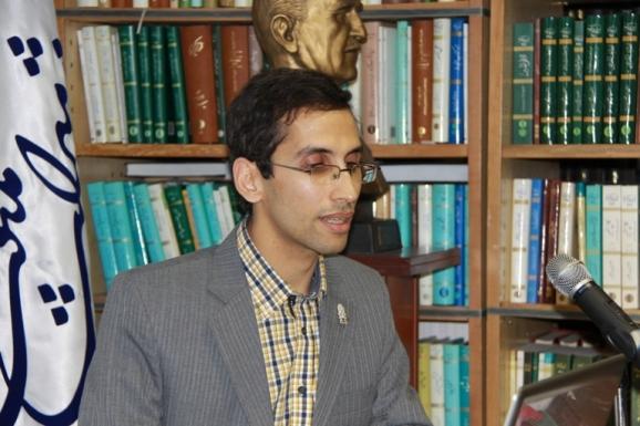 محمدرضا غیاثیان - استادیار دانشگاه کاشان