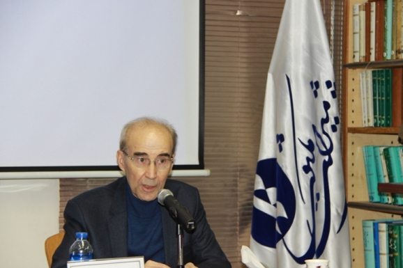 علی اشرف صادقی، مدیر گروه فرهنگ نویسی فرهنگستان زبان و ادب فارسی