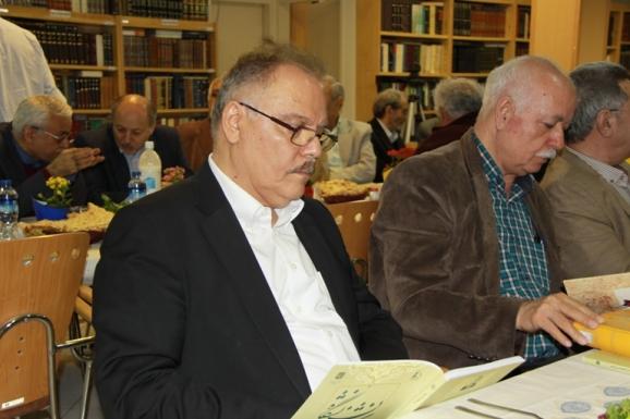 دکتر علی میرخانی، مدیر مؤسسۀ ولیعصر