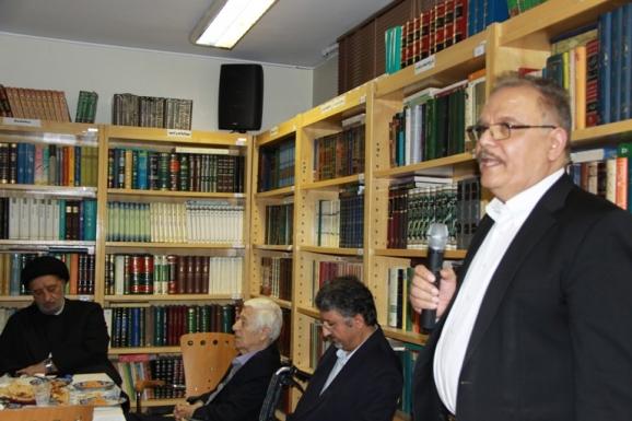 علی میرخانی - مدیر مؤسسۀ ولیعصر