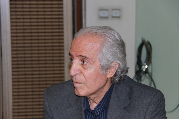استاد علی بلوکباشی - پژوهشگر ادبیات شفاهی و فرهنگ عامه