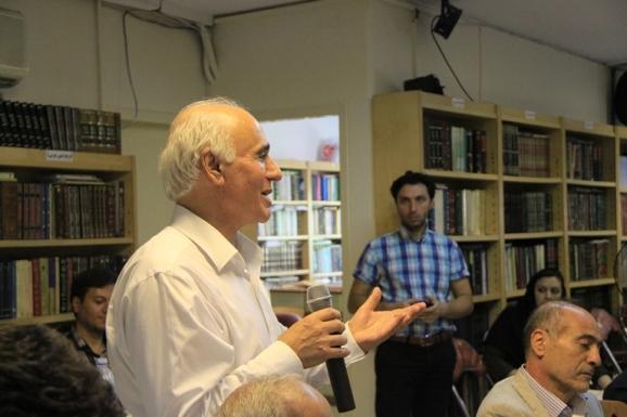دکتر جلال بدخشانی - عضو هیئت علمی مرکز مطالعات اسماعیلی لندن