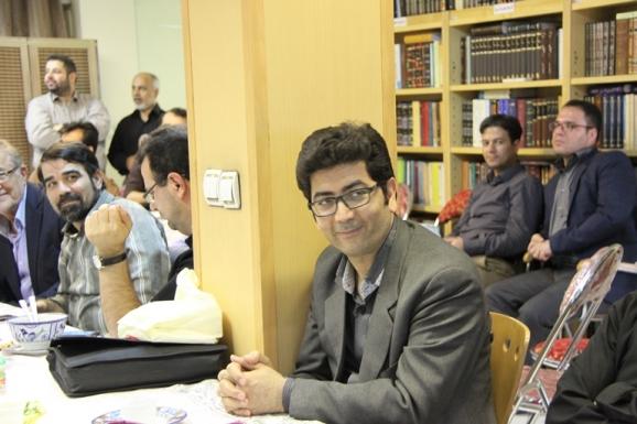دکتر مسعود صادقی علی آبادی - رئیس جدید پژوهشکدۀ تاریخ علم دانشگاه تهران