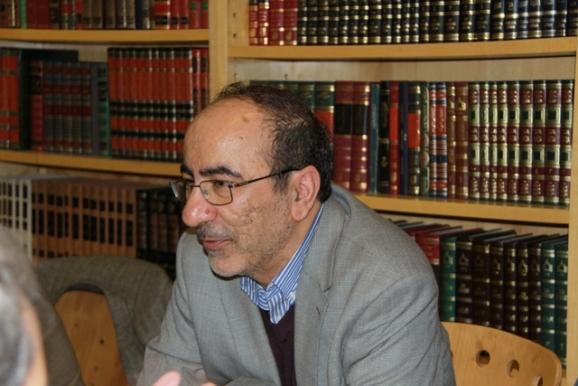 علی اصغر محمدخانی- معاون فرهنگی مؤسسه شهر کتاب