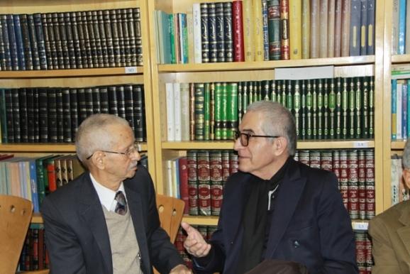 دکتر طهمورث ساجدی، دکتر محمدحسن ابریشمی