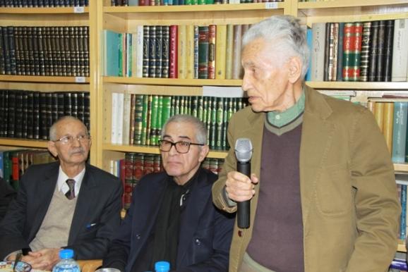 استاد احمد سمیعی گیلانی