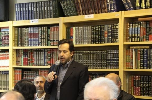 مرتضی کریمی نیا - پژوهشگر در حوزۀ مطالعات قرآنی غربیان