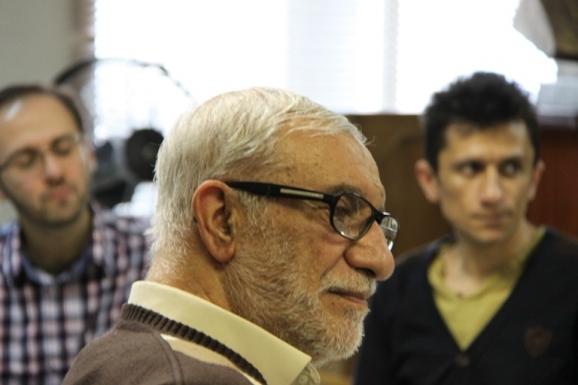 محمدعلی آذرشب - عضو هیئت علمی دانشگاه تهران