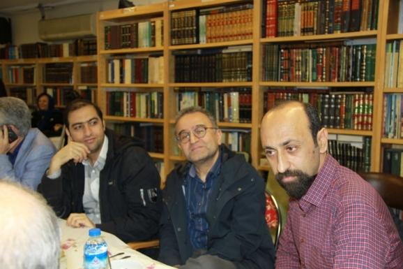 فرهاد طاهری، سید محمد حسین مرعشی ، امید سروری