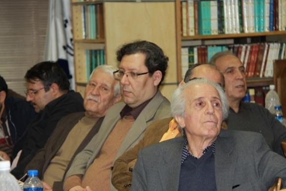 دکتر علی بلوک باشی، هومن یوسفدهی، دکتر توفیق سبحانی
