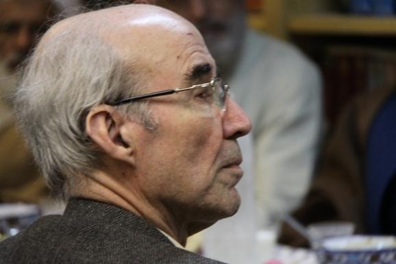 علی اشرف صادقی - مدیرگروه فرهنگ نویسی فرهنگستان زبان و ادب فارسی