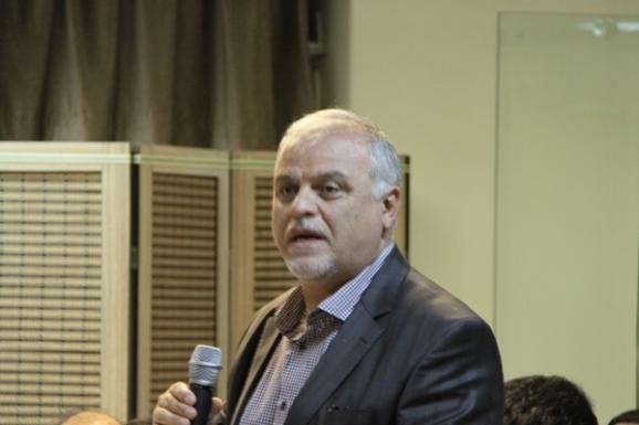 وحید سبزیان پور - رئیس دانشکدۀ ادبیات دانشگاه رازی کرمانشاه