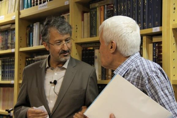 دکتر توفیق سبحانی، دکتر اکبر ایرانی