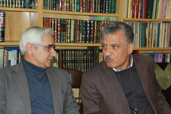 دکتر باقرعلی عادلفر، دکتر منصور صفتگل
