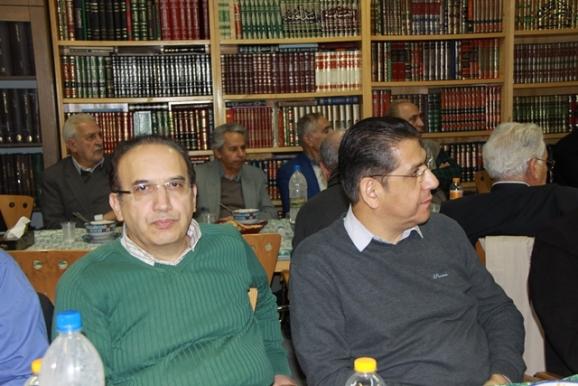 محمد باهر، دکتر سیدسعید میرمحمدصادق