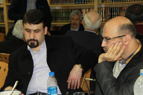 دکتر محمدجواد اسماعیلی، دکتر سید محمد عمادی حائری
