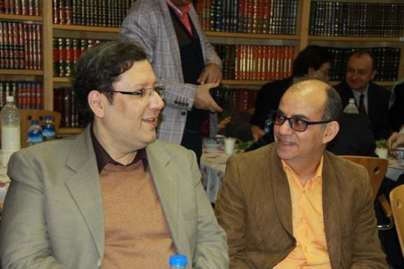 دکتر محسن ذاکرالحسینی، هومن یوسفدهی