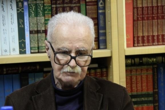 استاد محمد روشن - مصحح جامع التواریخ