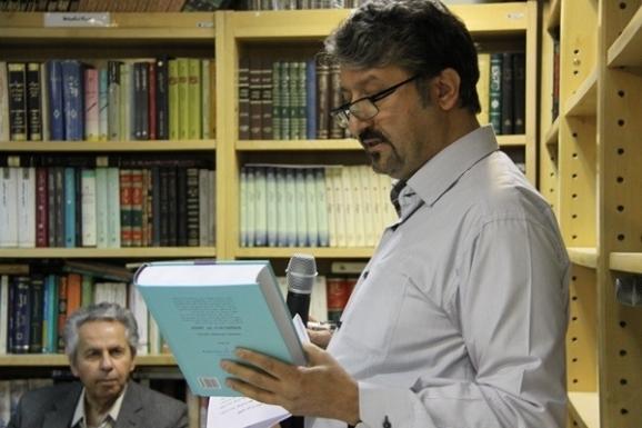 رونمایی از کتاب جامع التواریخ (تاریخ مبارک غازانی) در بیست و هشتمین دیدار دوستانه مرکز پژوهشی میراث مکتوب