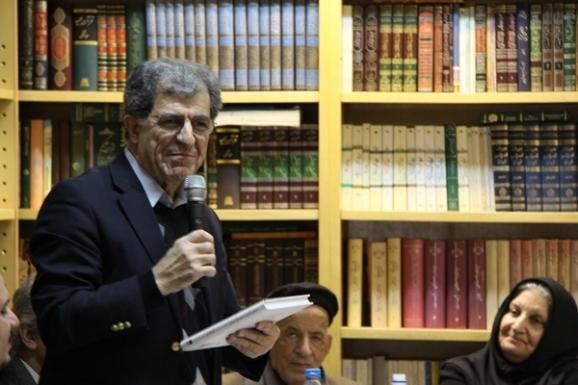 بهرام گرامی - مؤلف کتاب گل و گیاه در هزار سال شعر فارسی